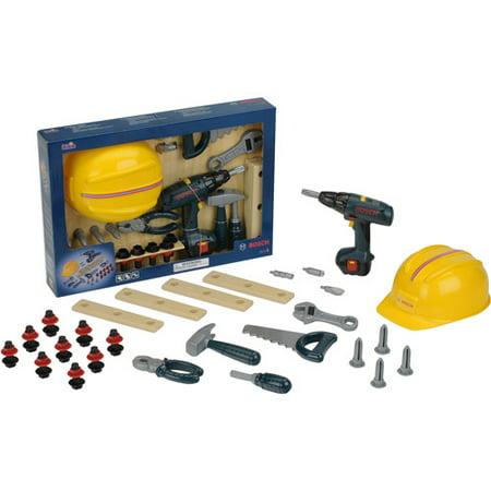 Theo Klein Bosch 36-Piece Toy Tool Play Set
