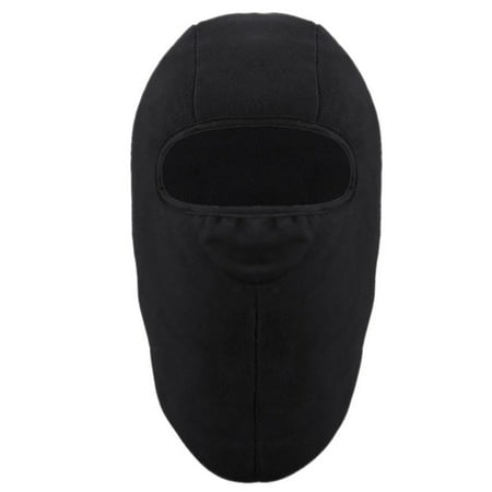 Winter Warm Full Face Mask Sports Fleece Mask Head Cover Sports Hiking Camping Hiking Cycling Reflective Full Face Hat Warm Helmet - Fleece Helmet Cover