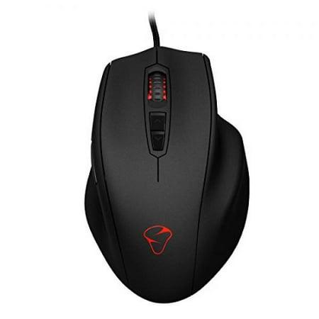 Mionix Naos 3200 Multi Color Ergonomic Optical Gaming Mouse