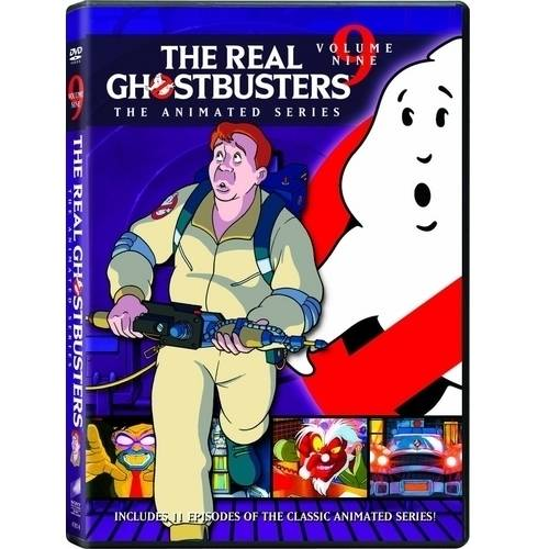 The Real Ghostbusters: The Animated Series, Volume 9