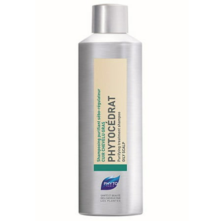 Phyto Phytocedrat Sebo Regulating Shampoo, 6.7 Oz