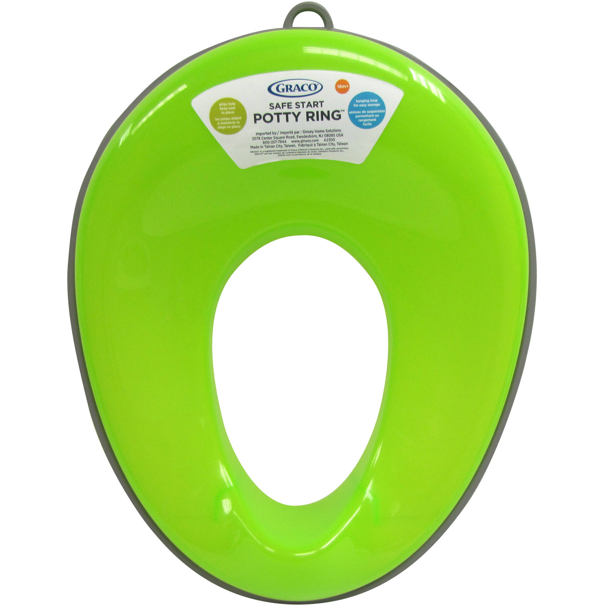 Graco Potty Ring, Green