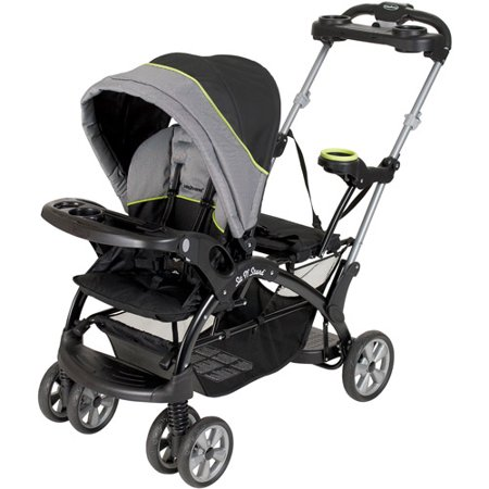Baby Trend Sit N Stand Ultra Single Stroller Pistachio