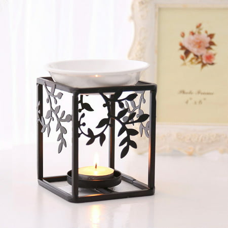 Aroma Bead Sachet (BEAD BEE Stainless Steel Oil Burner Candle Aromatherapy Oil Lamp Home Decorations Aroma)
