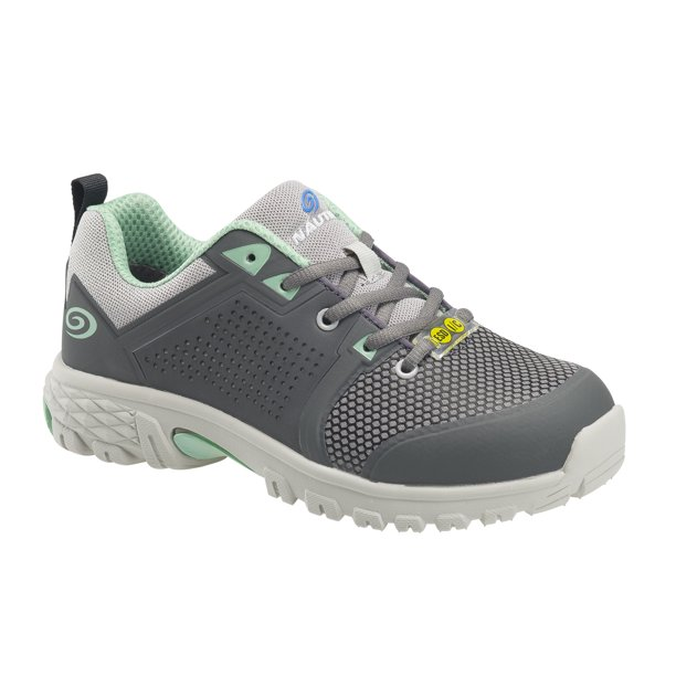 Women's SD Athletic Safety Steel Toe Shoe