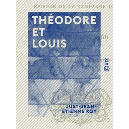 Théodore et Louis - eBook - Zayn Et Louis Halloween