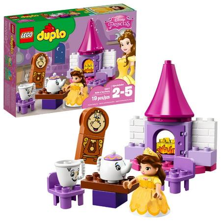 LEGO DUPLO Princess Belle´s Tea Party10877(19 (Best Legal Party Powders)