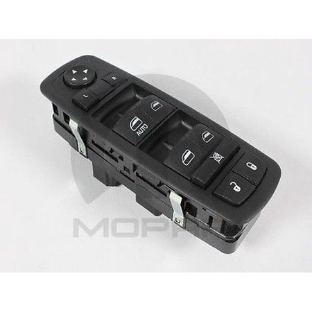 Door Lock Switch Front MOPAR 68084001AB fits 11-15 Dodge Journey