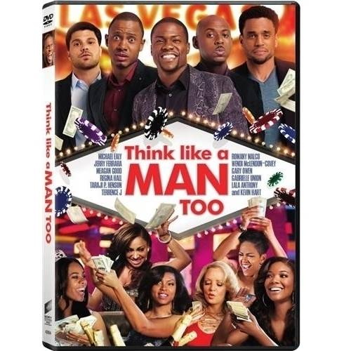 Think Like A Man Too (DVD   Digtial Copy) (With INSTAWATCH) (Anamorphic Widescreen)