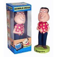 Wacky Wobblers Family Guy Quagmire Bobble Head by Funko