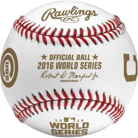 Cleveland Indians vs. Chicago Cubs Rawlings 2016 World Series Bound Dueling Baseball Cube - No Size Chicago Cubs Baseball Cube