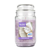 Better Homes & Gardens Wild Lavender Linen Scented Single-Wick 18 oz. Jar