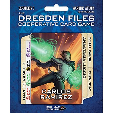 Dfco: Wardens Attack Expansion Role Play Game By Evil Hat (Best Degree For Game Warden)