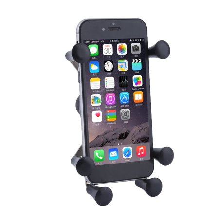 brand new 0b7ad 8fcce Universal Bike Motorcycle Handlebar Mount Holder Six-Jaw Cell Phone ...