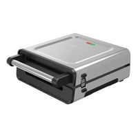 George Foreman Contact Smokeless Ready Grill (GRS6090B-1)