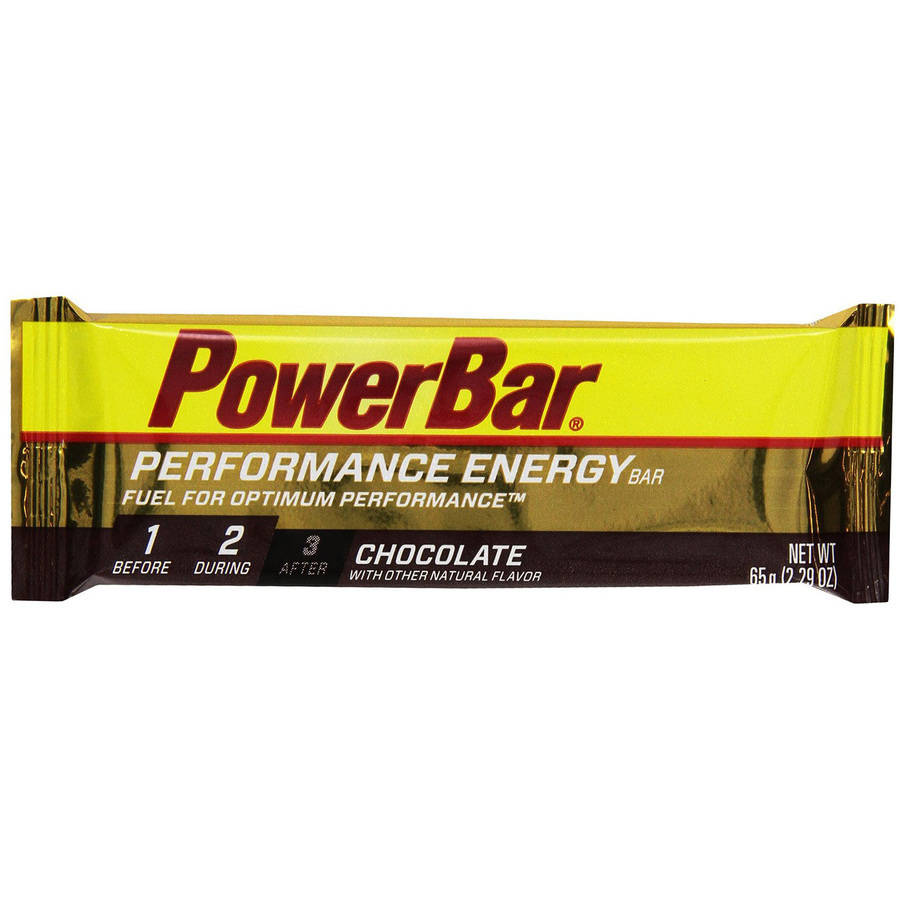 PowerBar Chocolate Performance Energy Bar, 2.29 oz