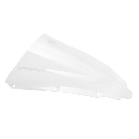 Lockhart Phillips Windscreens (LOCKHART Speedscreen V2 Windshield Front - Yamaha Clear  #055759 )