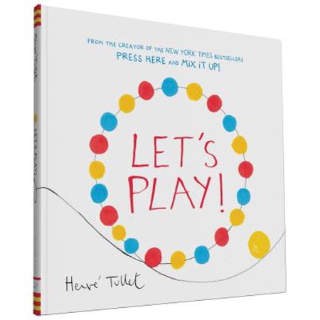 Let's Play! (Hardcover) (Let's Play Halloween The Game)
