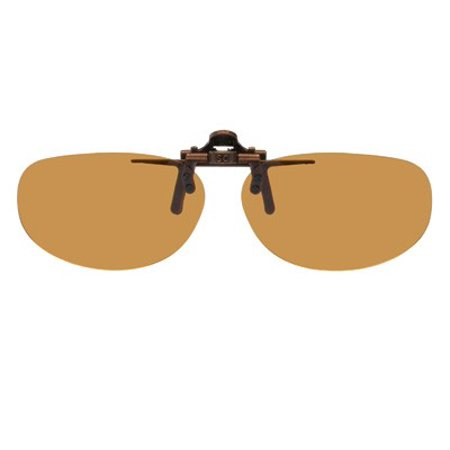 Polarized clip on sunglasses walmart for Polarized fishing sunglasses walmart