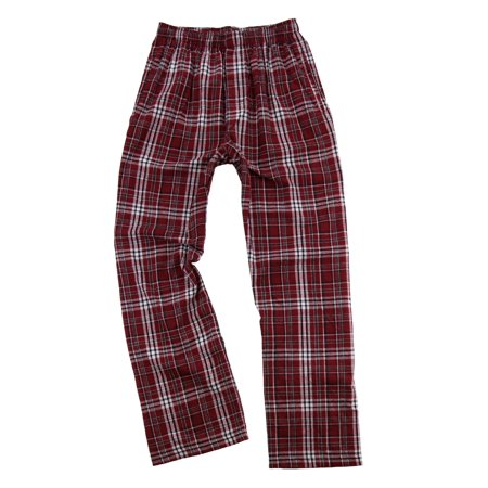 - Hometown Clothing Bundle: Boxercraft Classic Flannel Pant & 10% off coupon for a future purchase with us, Black-XXL