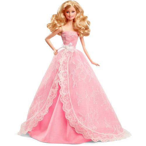 2015 Birthday Wishes Barbie Doll by