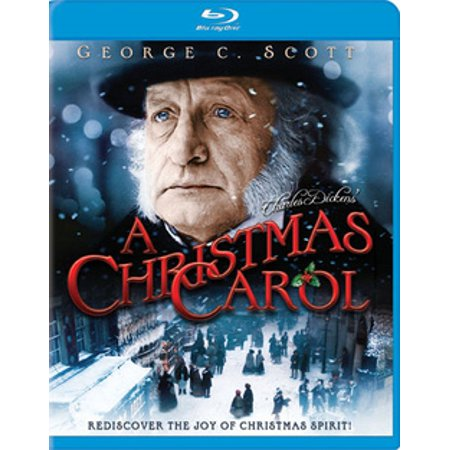 A Christmas Carol (Blu-ray) (That Spirit Of Christmas By Ray Charles)