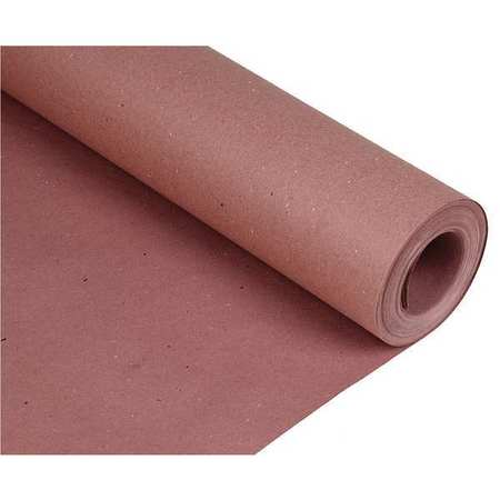"PLASTICOVER PCRP360200 Red Rosin Paper, 36"", 200 ft."