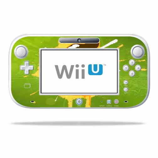 Skin Decal Wrap for Nintendo Wii U GamePad Controller Sonic Dj by MightySkins
