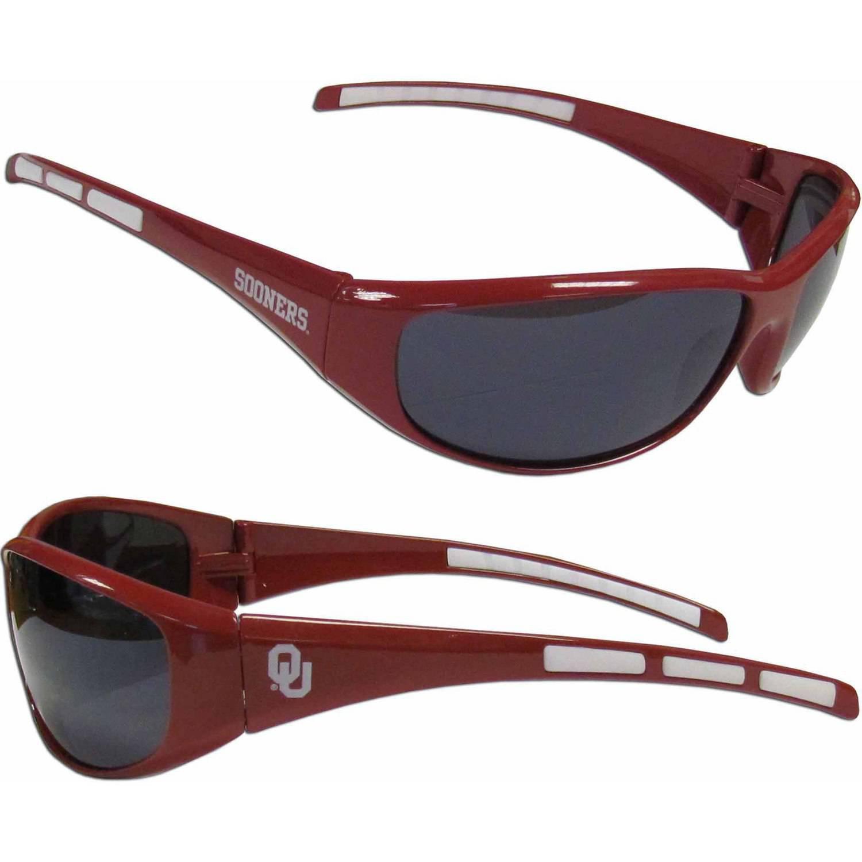NCAA Oklahoma Wrap Sunglasses