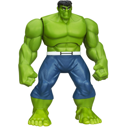 Marvel Hulk and the Agents of S.M.A.S.H. Shake 'N' Smash Hulk Figure