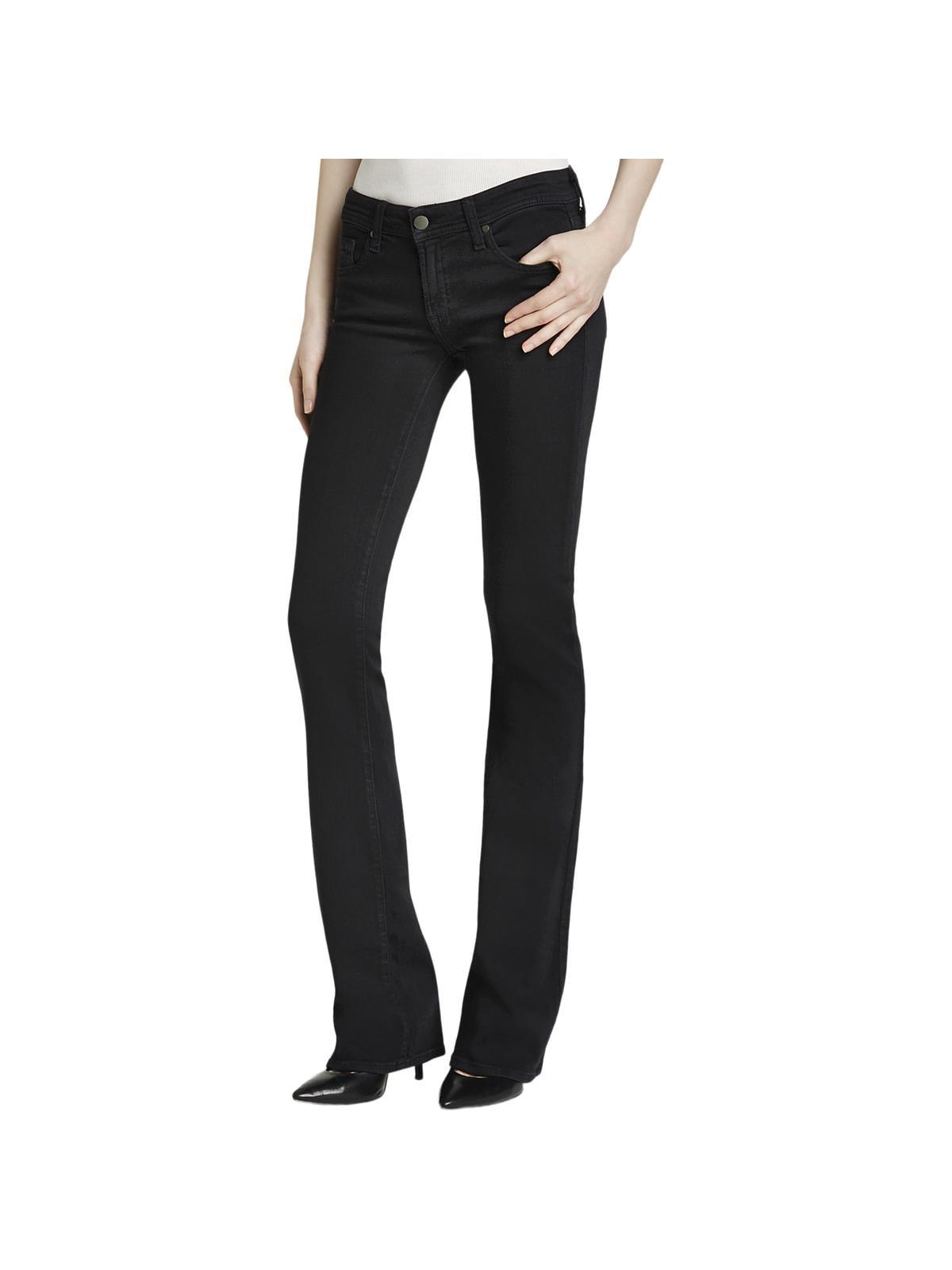 Genetic Los Angeles Womens Kate Jeans in Pale Grey 23