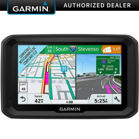 Garmin Dezl 580 LMT-S 5 inch GPS Navigator for Trucks & Long Haul