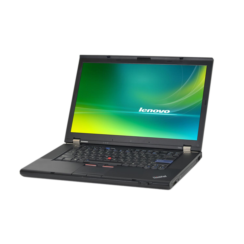 "Refurbished Lenovo T510 15.6"" Laptop, Windows 10 Home, Intel Core i5-520M Processor, 3GB RAM, 160GB Hard Drive"