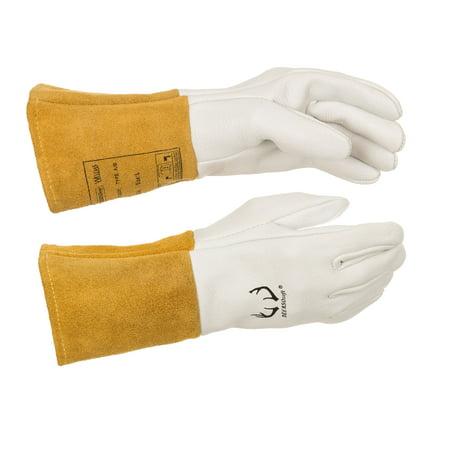 Deerskin Leather Hide - Weldas® DEERSOsoft® Pearl Grain Deerskin, 4