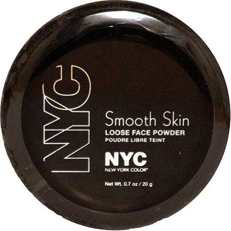 Nyc Loose Face Powder Naturally Beige