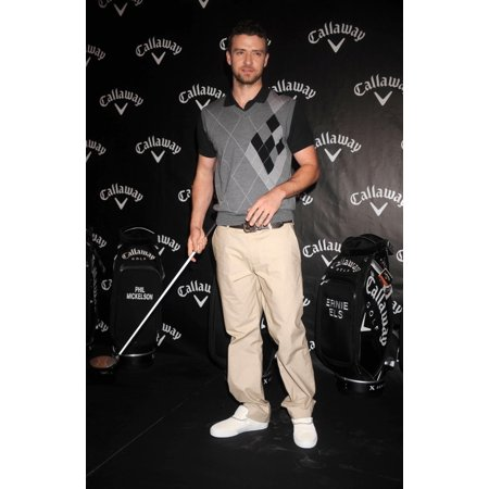 Halloween Event 07 (Justin Timberlake At A Public Appearance For Launch Event For The New Callaway Golf Ft-Iq Driver Vanderbilt Hall At Grand Central Terminal New York Ny November 07 2008 Photo By)