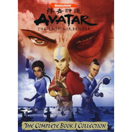 Avatar  The Last Airbender  The Complete Book 1 Collection