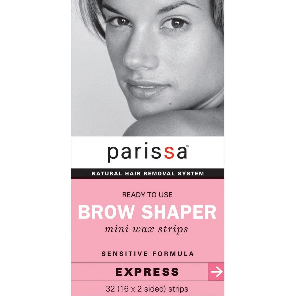 Parissa Laboratories Parissa Express Hair Removal 32 Ea Walmart