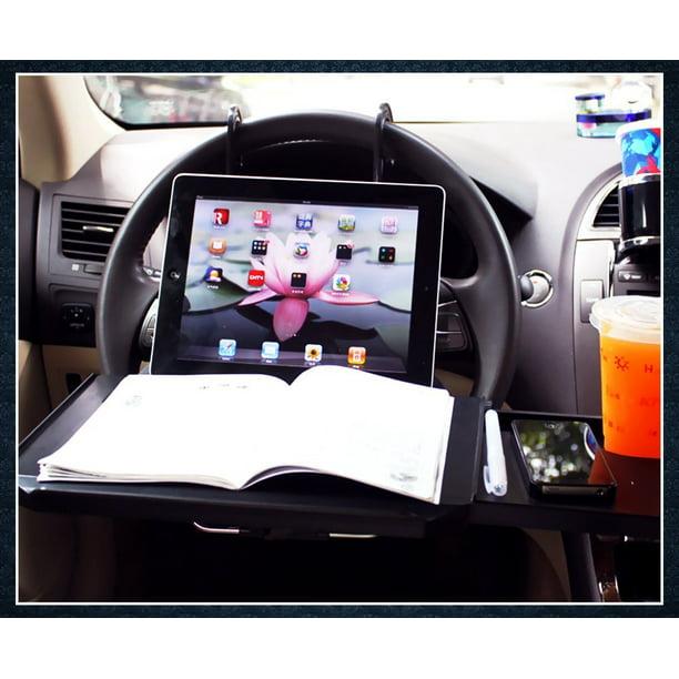 Zone Tech Multi Functional Portable Car, Car Seat Laptop Tray