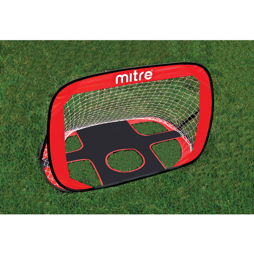 Mitre 2-in-1 Pop-Up Soccer Goal and Trainer Target
