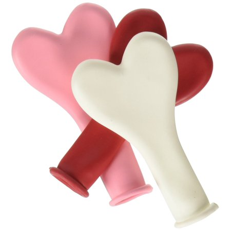 Sweetheart Heart Shaped Latex Balloon, 6