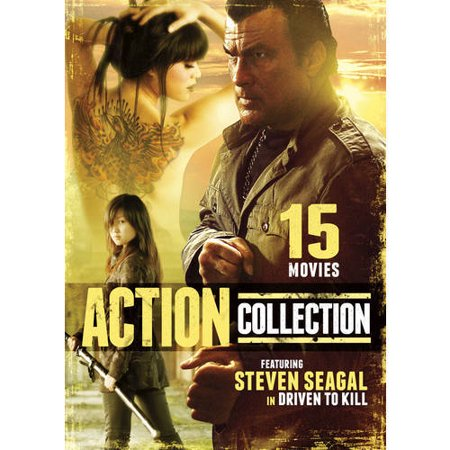 15 Action Movies Featuring Steven Seagal In Driven