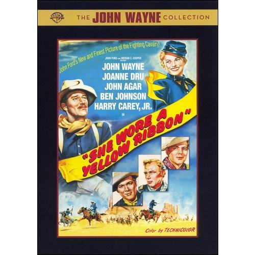 She Wore A Yellow Ribbon (1949) (Full Frame)