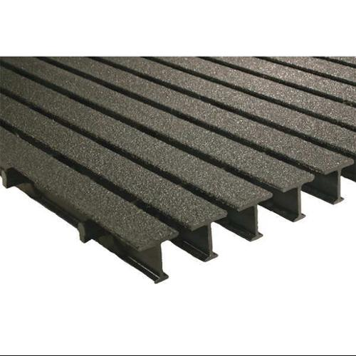 SAFE-T-SPAN 873290 Pedestrian Pultruded Grating, Span 6 ft.