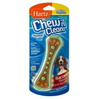 Hartz Chew 'n Clean Bacon Flavor Medium Dog Chew Toy