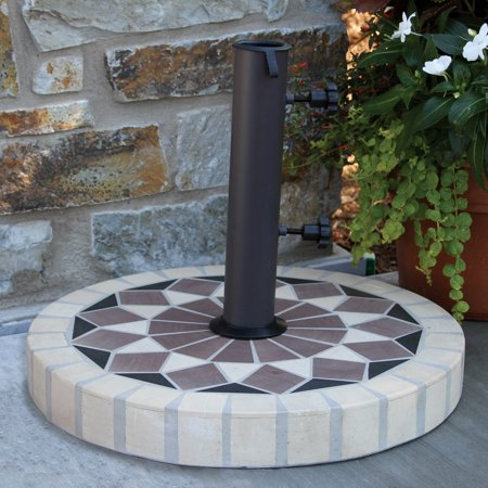 Vineyard Heavy Duty 20 in. Outdoor Umbrella Base