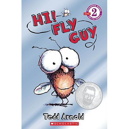 Scholastic Reader Level 2: Hi! Fly Guy (Paperback) ()