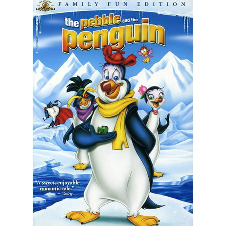 The Pebble and the Penguin (Family Fun - Penguins Pebble Mate