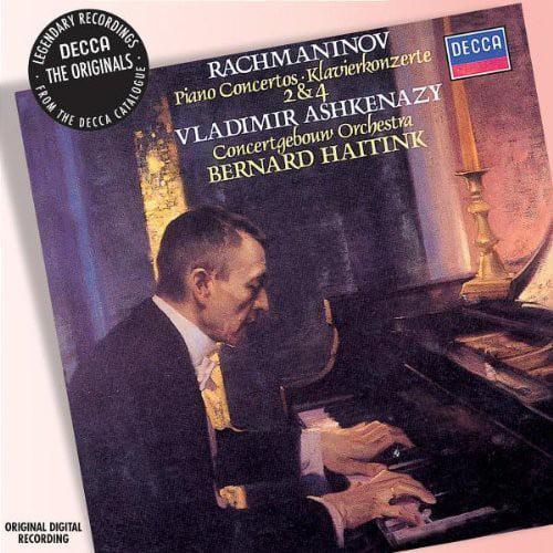 Piano Concertos 2 & 4 (Remaster)