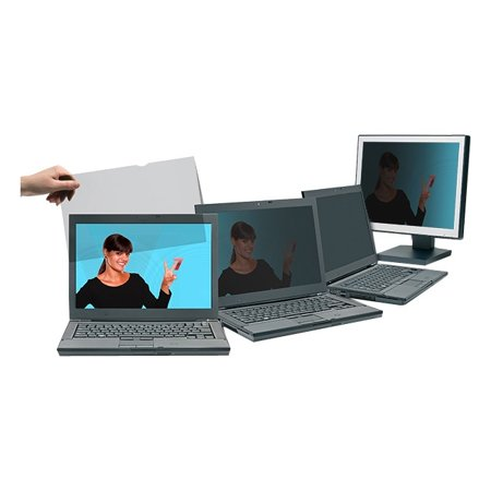 "V7 19.0"" Widescreen Privacy Frameless Filters for Desktop Monitors"